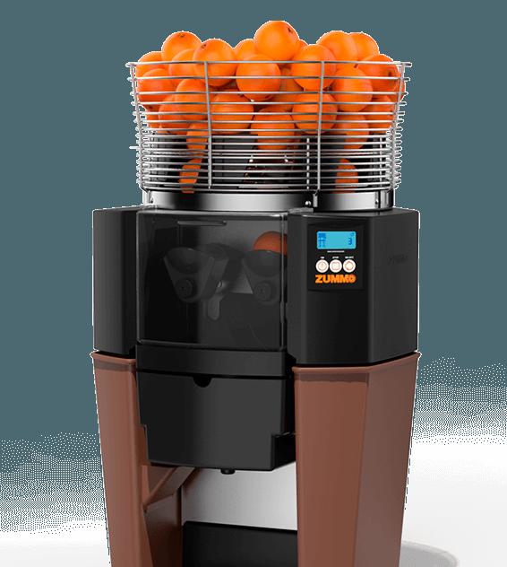 Juicemaskin som passar för café, restaurang och butiker
